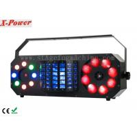 Quality Laser 3 in 1 LED Effect Light 62 W 50Hz / Party Stage Lights for sale