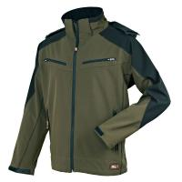 China Men's Outdoor Casual Softshell Jacket  Waterproof Stretch Fabric on sale