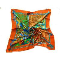Large Square Scarf (W001) Manufactures