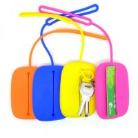 Buy cheap Silicone Key Bags with handle from wholesalers