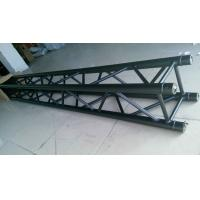 Size Customized Concert Square Truss System , Black Aluminum 6082 - T6 Light Duty Truss Manufactures
