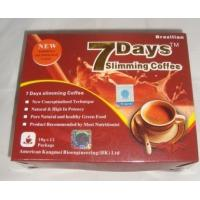 Brazilian 7 Days Slimming Weight Loss Coffee with Good Price Original 7 Days Brazilian Slimming Coffee Manufactures