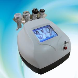 4 handles in 1 machine Cavitation Slimming Machine for Body Contouring / Skin Tightening Manufactures