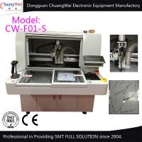 China Smooth Cutting PCB Depaneling PCB Router For Milling Joints PCB Panels on sale