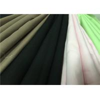 Comfortable Dyed Poplin Cotton And Polyester Blend Fabric For Bedding / Curtain Manufactures