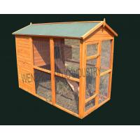 """China 100""""x39.4""""x59"""" Chicken Coop Wooden House Pet Cage 001S on sale"""