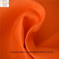 China Orange 8812 Cotton Nylon Blended 250gsm FR Fabrics on sale