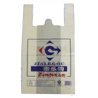 China HDPE T-Shirt  shopping bag on sale