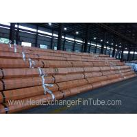 China Petrochemical industry Seamless Stainless Steel Tube / Pipe A213 TP316Ti on sale