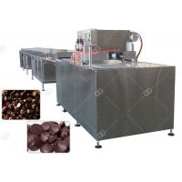 China 0.1 -5 G Industrial Nut Butter Grinder Chocolate Chips Depositing Making Machine on sale