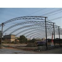 Durable High Industrial Steel Structures Sound Insulation Environmental Protection Manufactures