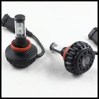 H1 H3 H8 H10 H11 H16 9005 9006 P13W LED headlamps LED Headlight Conversion Kit white Manufactures