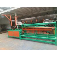 Full Automatic Chain Link Fence Machine Including Rolling Machine Manufactures