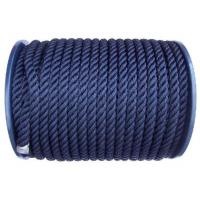 polyester 3-twisted twist rope code line with competitive price Manufactures
