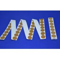 Personalized Self Adhesive Hook And Loop Dots Waterproof Stretch Nylon