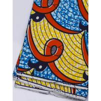 veritale wax printed 100% cotton african fabric Manufactures