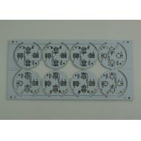 Customized 4 Layer Metal Core Led PCB Board Fabrication Routing V Cut Manufactures