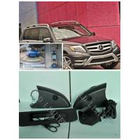 HD CCD 360 Degree around Bird view Car Backup Camera Systems For Benz GLK Manufactures