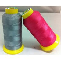 China High Tenacity Polyester Filament Sewing Thread on sale