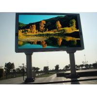 High Brightness Outdoor P10 Led Advertising Board DIP Waterproof Full color Manufactures