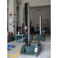 China Desktop Single Column Tensile Testing Machines / Strength Tester With AC Servo Motor for Zipper on sale