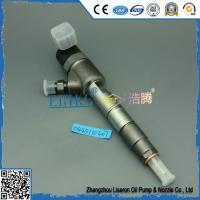 ERIKC bosch 0 445 110 407 common Rail diesel injector 0445110407 Hover auto engine systems injector 0445 110 407 Manufactures