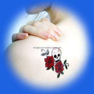 Body Art Tattoo Sticker (HTST006) Manufactures