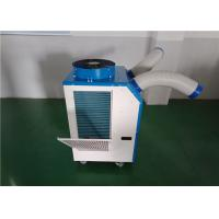Quality Movable 220V Spot Cooling Air Conditioner Mobile Cooling Unit For Rest Station for sale