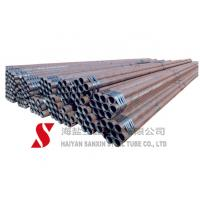 Seamless Heat Exchanger Steel Tube A213 Grade With Oil Surface Treatment Manufactures