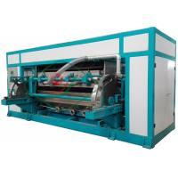 Waste Paper Egg Tray Machine Fully Automatic Single Drying Layer Manufactures