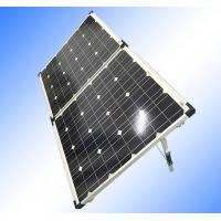 Quality Waterproof Foldable Solar Panel 12v , SquareSolar Hot Water PanelsPV Cells for sale