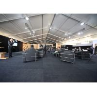 20 X 80 M Big White Aluminum Marquee Party Tent With Logo , Event Tent Manufactures