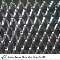 Standard Expanded Metal Mesh |Raised Expanded Sheet with Diamond Opening Manufactures
