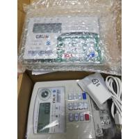 Micro Grid STS Single Phase Power Meter Prepayment Keypad Electricity Meter With for sale