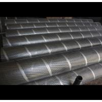 Spiral Welded Stainless Steel Filter Tube Corrosion Resistance For Agriculture Manufactures