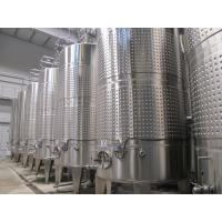 Tanks in Unit for Milk/Beverage (juice) Processing Manufactures