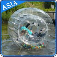 Water Playing Games Inflatable Floating Water Roller  for Kids Inflatable Pool Manufactures