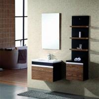 Bathroom Vanity/Cabinet with Fine Polished Finish Manufactures