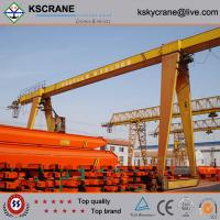 China Widely Used 10t Single Girder Portable Gantry Crane on sale