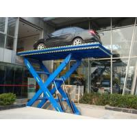Automobile SJG 4 Fixed Elevating Work Hydraulic Lifting Platform with Rated Load 4000 kg Manufactures