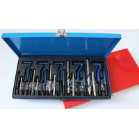 thread repair kit set hot sale wire thread insert helical coil set for thread repairment Manufactures