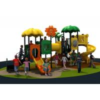 2016lovely soft children playground/ nicely children outdoor playground equipment Manufactures