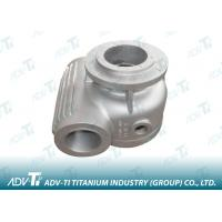 Nickel plating Aluminum casting Hardened Metal Investment Casting Manufactures