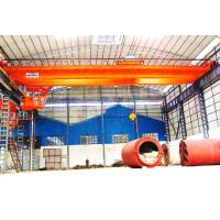 High Pressure Double Girder Overhead Crane Electric With Remote Control Customizd Lifting Speed Manufactures