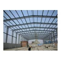 Q345B mateial commercial Structural Steel Fabrications Enviromental friendly Manufactures