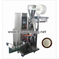 Automatic filter tea bag packaging machine with string,tag and envelop Manufactures