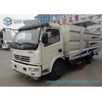 China 4 by 2 Street Cleaning Truck Road Sweeper Truck With CY4102-CE4F Engine on sale