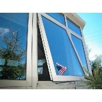 Smooth Opening 50 Series Aluminum Non-Thermal Break Awning Windows (AW-005) Manufactures
