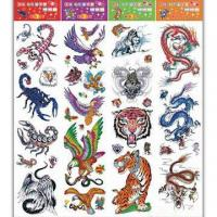 transfer tattoo sticker Manufactures
