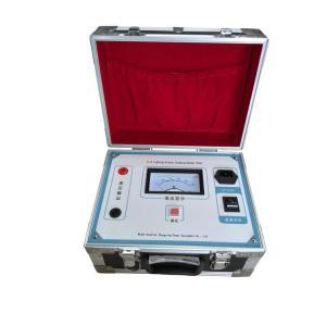 China Zinc Oxide Lightning Surge Arrester Discharge Counter Tester Long Life Time on sale